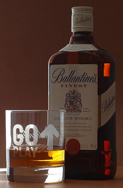 que manger avec du whisky