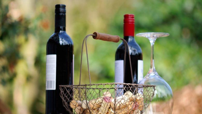 vin pour évènement particulier